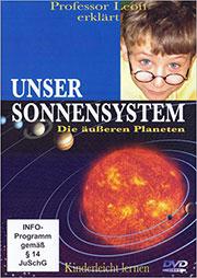Unser Sonnensystem 2 - Ein Unterrichtsmedium auf DVD