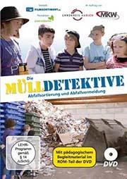 Die M�lldetektive - Ein Unterrichtsmedium auf DVD