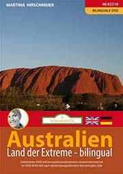 Australia - extreme country (bilingual) - Ein Unterrichtsmedium auf DVD