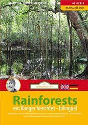 Regenwald - ein Ranger erklärt (bilingual) - Ein Unterrichtsmedium auf DVD