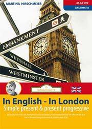 In English - In London: - Ein Unterrichtsmedium auf DVD