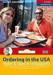 In English - Ordering in the USA - Ein Unterrichtsmedium auf DVD