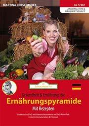 Ernährungspyramide - Ein Unterrichtsmedium auf DVD