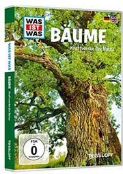 Was ist Was - Bäume - Ein Unterrichtsmedium auf DVD