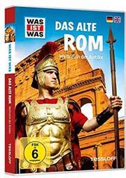 Das alte Rom - Ein Unterrichtsmedium auf DVD