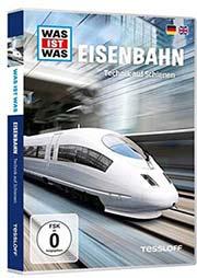 Was ist Was - Eisenbahn - Ein Unterrichtsmedium auf DVD