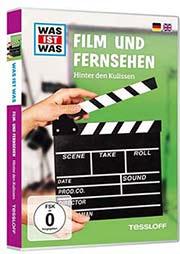 Was ist Was - Film und Fernsehen - Ein Unterrichtsmedium auf DVD
