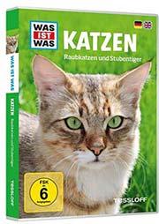 Katzen - Ein Unterrichtsmedium auf DVD