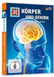 Was ist Was - K�rper und Gehirn - Ein Unterrichtsmedium auf DVD