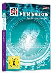 Was ist Was - Kriminalistik - Ein Unterrichtsmedium auf DVD