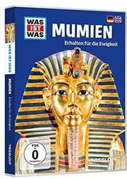 Was ist Was - Mumien - Ein Unterrichtsmedium auf DVD