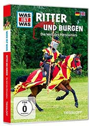 Was ist Was - Ritter und Burgen - Ein Unterrichtsmedium auf DVD