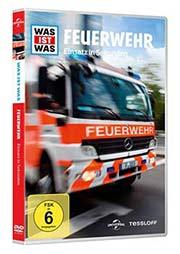 Was ist Was - Feuerwehr - Ein Unterrichtsmedium auf DVD