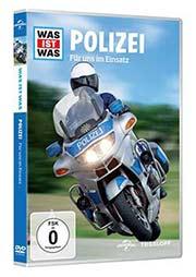 Was ist Was - Polizei - Ein Unterrichtsmedium auf DVD