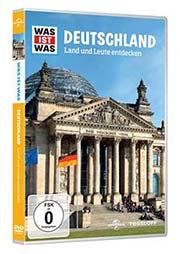 Was ist Was - Deutschland - Ein Unterrichtsmedium auf DVD