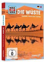 Die Wüste - Ein Unterrichtsmedium auf DVD