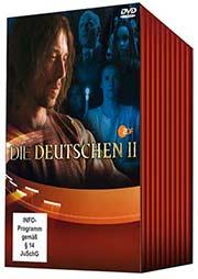 Die Deutschen II (10er DVD-Box) - Ein Unterrichtsmedium auf DVD