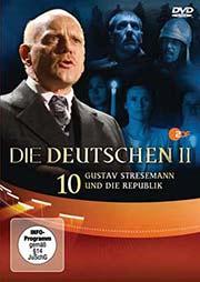 Gustav Stresemann und die Republik - Ein Unterrichtsmedium auf DVD