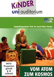 Vom Atom zum Kosmos - Ein Unterrichtsmedium auf DVD