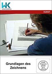 Grundlagen des Zeichnens - Ein Unterrichtsmedium auf DVD