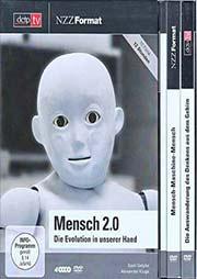 Mensch 2.0 - Ein Unterrichtsmedium auf DVD