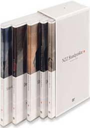 NZZ-Standpunkte -  Zeitzeugen des 20. Jahrhunderts - Sammelbox (5 DVDs) - Ein Unterrichtsmedium auf DVD