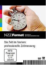 Die Zeit im Nacken: professionelle Zeitmessung - Ein Unterrichtsmedium auf DVD