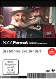 Des Mannes Zier: Der Bart - Ein Unterrichtsmedium auf DVD