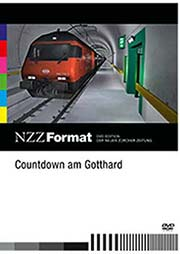 Countdown am Gotthard