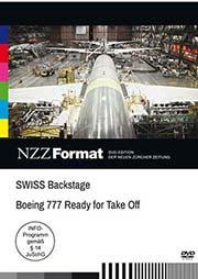 SWISS Backstage - Boeing 777 Ready for Take Off - Ein Unterrichtsmedium auf DVD