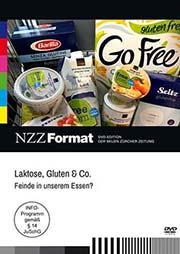 Laktose, Gluten & Co. - Feinde in unserem Essen? - Ein Unterrichtsmedium auf DVD