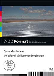 Strom des Lebens - Wie stillen wir künftig unseren Energiehunger - Ein Unterrichtsmedium auf DVD