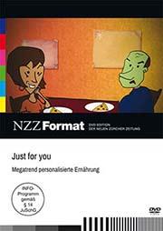 Just for you - Megatrend personalisierte Ernährung - Ein Unterrichtsmedium auf DVD