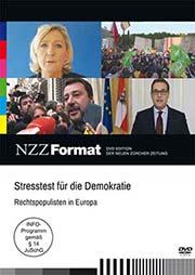 Stresstest für die Demokratie - Rechtspopulisten in Europa - Ein Unterrichtsmedium auf DVD