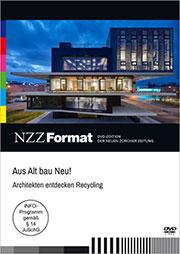 Aus Alt bau Neu! Architekten entdecken Recycling - Ein Unterrichtsmedium auf DVD