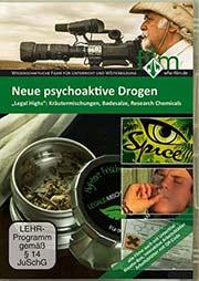 Neue psychoaktive Drogen - Ein Unterrichtsmedium auf DVD