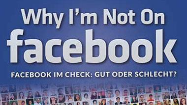 Why I'm not on Facebook - Ein Unterrichtsmedium auf DVD