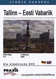 Tallinn - Eesti Vabariik - Ein Unterrichtsmedium auf DVD