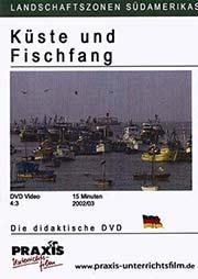 K�ste und Fischfang - Ein Unterrichtsmedium auf DVD