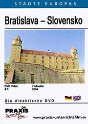 Bratislava - Slovensko - Ein Unterrichtsmedium auf DVD
