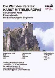 Karst Mitteleuropas - Ein Unterrichtsmedium auf DVD