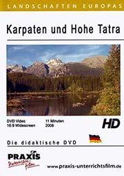 Karpaten und Hohe Tatra - Ein Unterrichtsmedium auf DVD