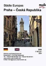 Praha - Cesk� Republika - Ein Unterrichtsmedium auf DVD