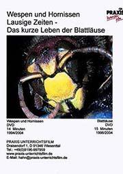 Wespen und Hornissen, Lausige Zeiten - Das kurze Leben der Blattl�use - Ein Unterrichtsmedium auf DVD