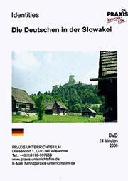 Die Deutschen in der Slowakei - Die Karpatendeutschen - Ein Unterrichtsmedium auf DVD