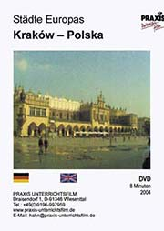 Krakow - Polska - Ein Unterrichtsmedium auf DVD