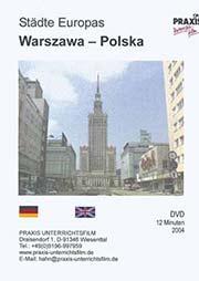 Warszawa - Polska - Ein Unterrichtsmedium auf DVD