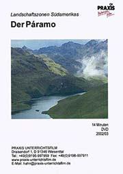 Der P�ramo - Ein Unterrichtsmedium auf DVD