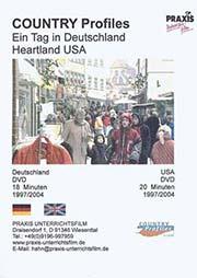 Ein Tag in Deutschland, Heartland USA - Ein Unterrichtsmedium auf DVD