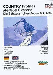 Abenteuer �sterreich, Die Schweiz - einen Augenblick, bitte! - Ein Unterrichtsmedium auf DVD